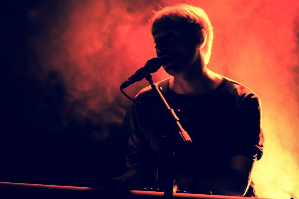 Jean Andreu backstage 2