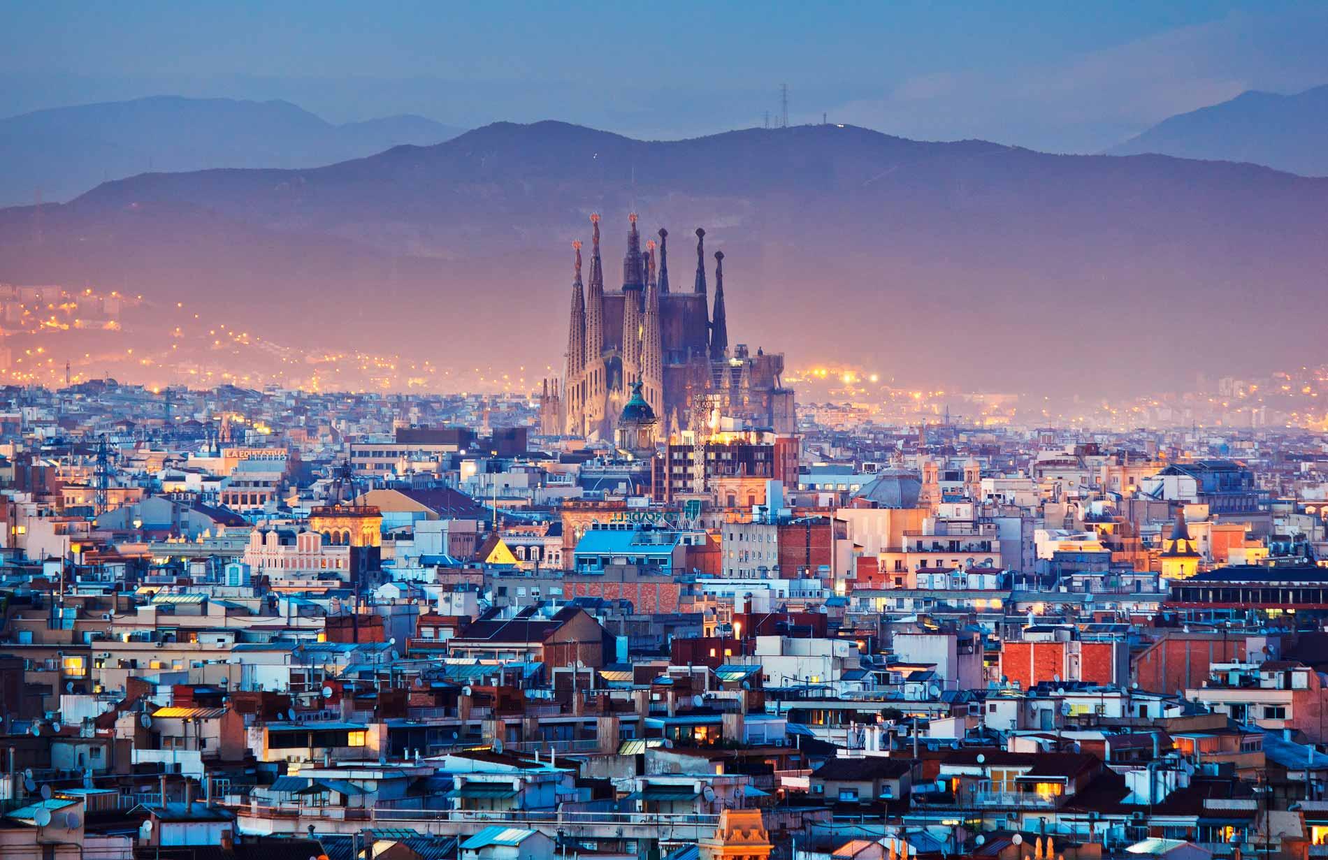 Photographie de Barcelone