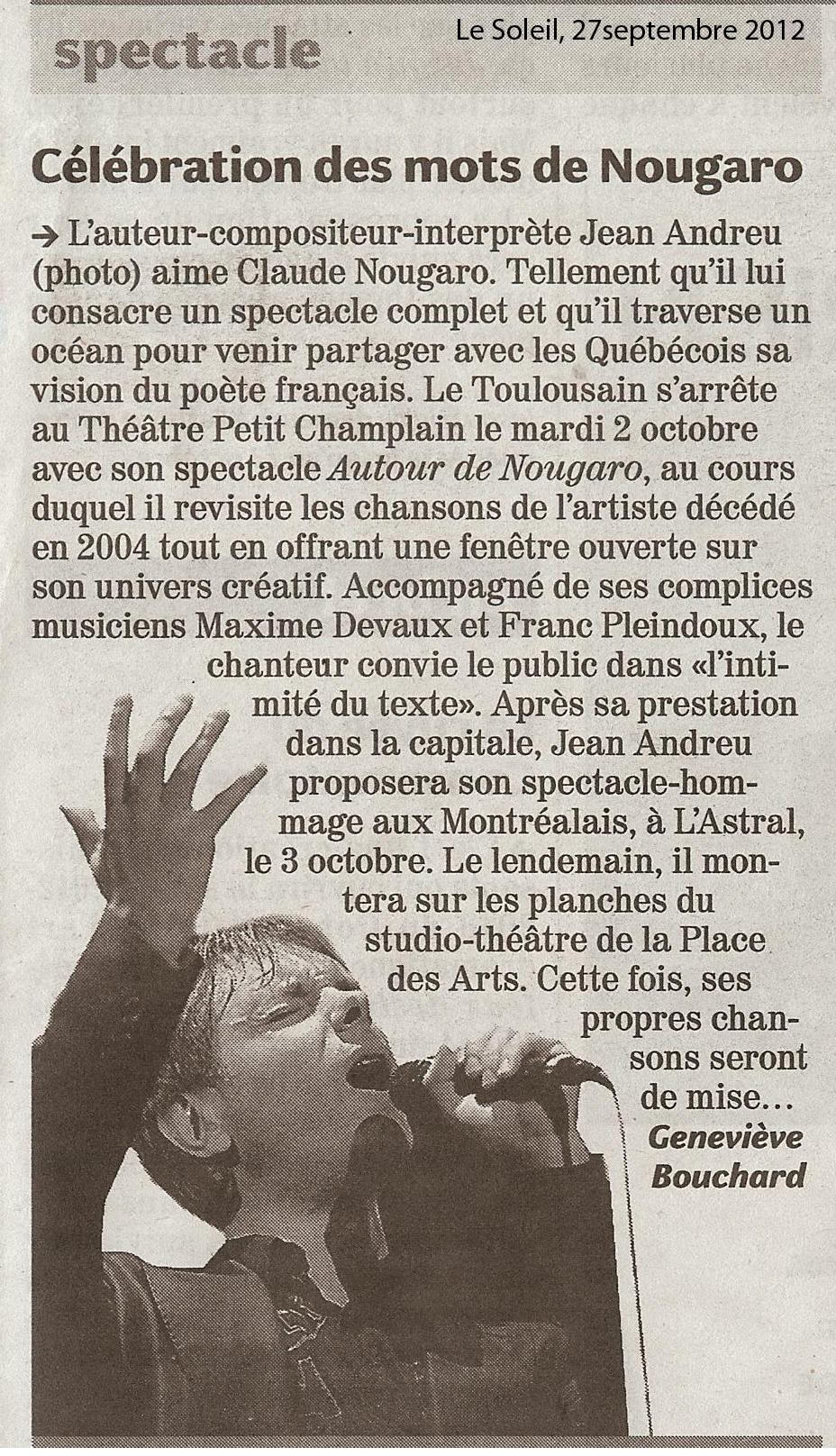Presse Jean Andreu