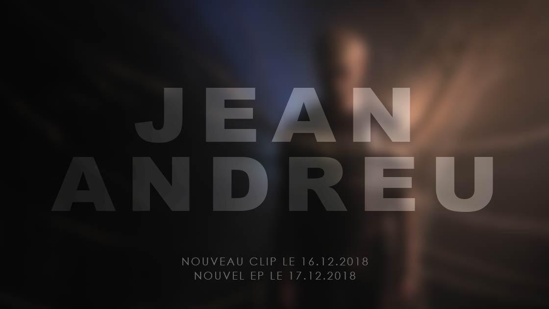 Visuel Clip Les Mots Dits Jean Andreu